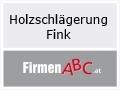 Logo: Holzschl�gerung Fink