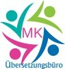 Logo: Übersetzungsbüro Melinda Kovacsova ungarisch - slowakisch - deutsch