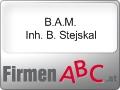 Logo Änderungsschneiderei B.A.M. STEJSKAL