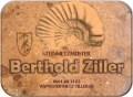 Logo: Steinmetzmeister Berthold Ziller
