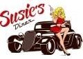 Logo Susie's American Diner