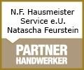 Logo N.F. Hausmeister Service e.U.  Natascha Feurstein in 6850  Dornbirn
