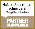 Logo Maß- und Änderungsschneiderei Brigitte Gruber