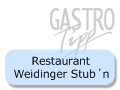 Logo: Weidinger Stub'n