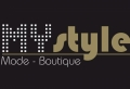 Logo: MY style  Mode - Boutique