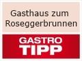 Logo: Gasthaus zum Roseggerbrunnen