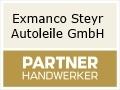 Logo Exmanco Steyr Autoteile GmbH
