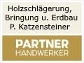 Logo Holzschlägerung, Bringung u. Erdbau Peter Katzensteiner
