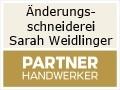 Logo Änderungsschneiderei  Sarah Weidlinger in 4470  Enns