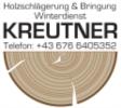 Logo Holz Kreutner Inh. Patrick Kreutner Winterdienste & Holzschlägerungen