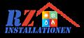 Logo RZ Installationen e.U. in 2284  Untersiebenbrunn