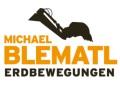 Logo Erdbewegungen  Blematl Michael