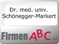 Logo: Dr.med.univ. Hedi Sch�negger-Markert