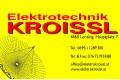 Logo Elektrotechnik Kroissl