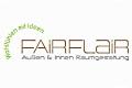 Logo FairFlair  Außen & Innen Raumgestaltung