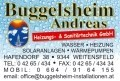 Logo Buggelsheim Andreas  Heizungs- und Sanitärtechnik GmbH