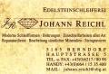 Logo Edelsteinschleiferei  Johann Reichl