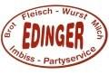 Logo Fleischerei EDINGER OG