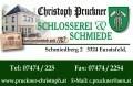 Logo Christoph Pruckner  Schlosserei & Schmiede e.U.