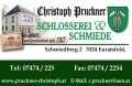 Logo Christoph Pruckner  Schlosserei & Schmiede