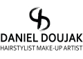 Logo Daniel Doujak  Hairstylist Make-up Artist