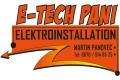 Logo: E-Tech-Pani  Inh. Martin Panovec
