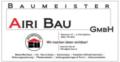 Logo Airi Bau GmbH  Bauunternehmen