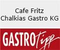 Logo Cafe Fritz  Chalkias Gastro KG