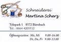 Logo: Schneiderei Martina Scherz