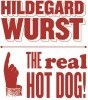 Logo: Hildegard Wurst  Hot Dogs & more KG
