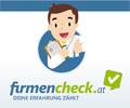 Logo firmencheck.at – denn deine Erfahrung zählt!