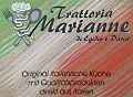Logo Trattoria Marianne