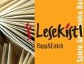 Logo 'S Lesekistl  Rapp & Emich OG