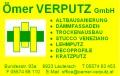 Logo Ömer Verputz GmbH in 6923  Lauterach