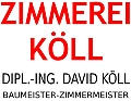 Logo Dipl.-Ing. Köll David  Baumeister-Zimmermeister