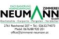 Logo Zimmerei Neumann GmbH