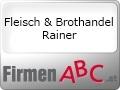 Logo: Fleisch & Brothandel Rainer