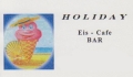 Logo: Eis Cafe Bar Holiday  Inh. Lohasz Friedrich