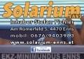 Logo: Solarium Enns
