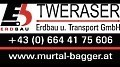 Logo Tweraser Erdbau u. Transport GmbH