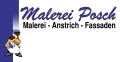 Logo Malerei Posch  Malerei - Anstrich - Fassaden