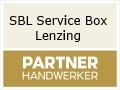 Logo: SBL - Service Box Lenzing