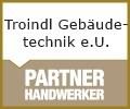 Logo Troindl Gebäudetechnik e.U.