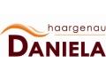 Logo: haargenau Daniela