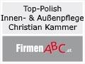 Logo: Top-Polish Innen- & Außenpflege  Inh. Christian Kammer