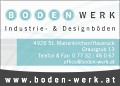 Logo Firma Bodenwerk e.U.  Illinger Günther