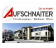 Logo: Aufschnaiter  Einrichtungshaus - Tischlerei - B�den