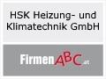 Logo HSK Heizung- und Klimatechnik GmbH