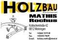 Logo Mathis Rochus  Holzbau