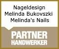 Logo: Nageldesign Melinda Bukovszki  Melinda's Nails